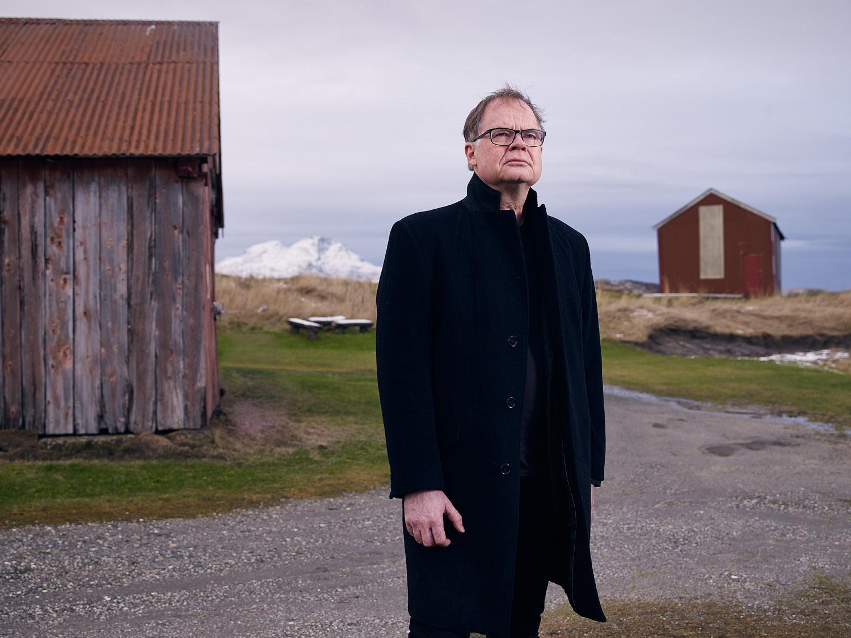 Frode Fjellheim for Nordland Musikkfestuke