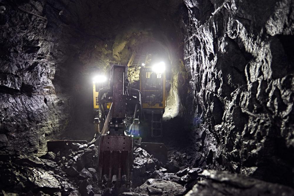 Atlas Copco, Smibelg og Storåvatn kraftverk