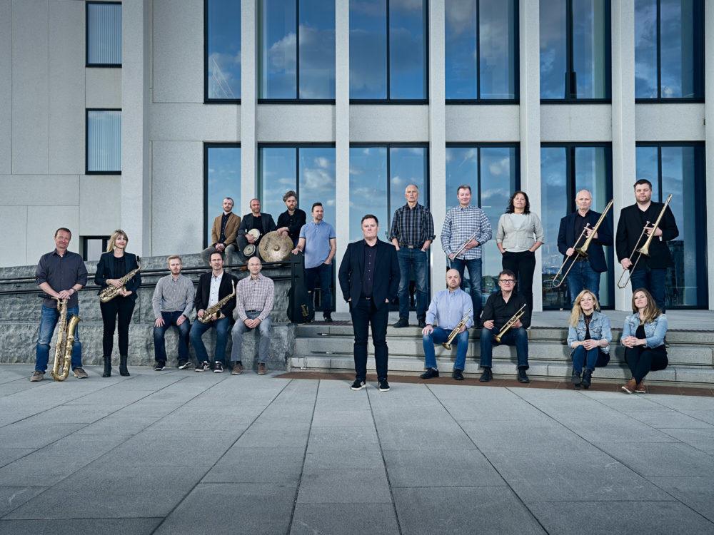Bodø Big Band, Stormen Bodø